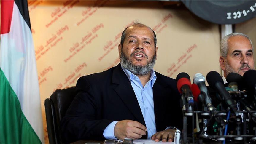 """الحية: """"حماس"""" وافقت على ورقة مصر للمصالحة رغم ملاحظاتها عليها"""