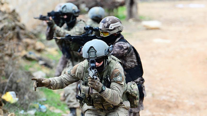 الداخلية التركية تعلن تحييد 13 إرهابيا داخل البلاد خلال آخر أسبوع