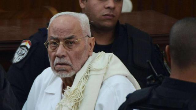 الداخلية المصرية تعلن نقل مرشد
