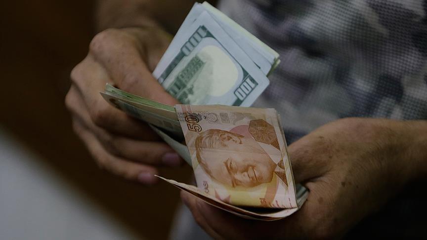 الدولار يهبط لأدنى مستوى أمام الليرة التركية منذ آخر شهرين