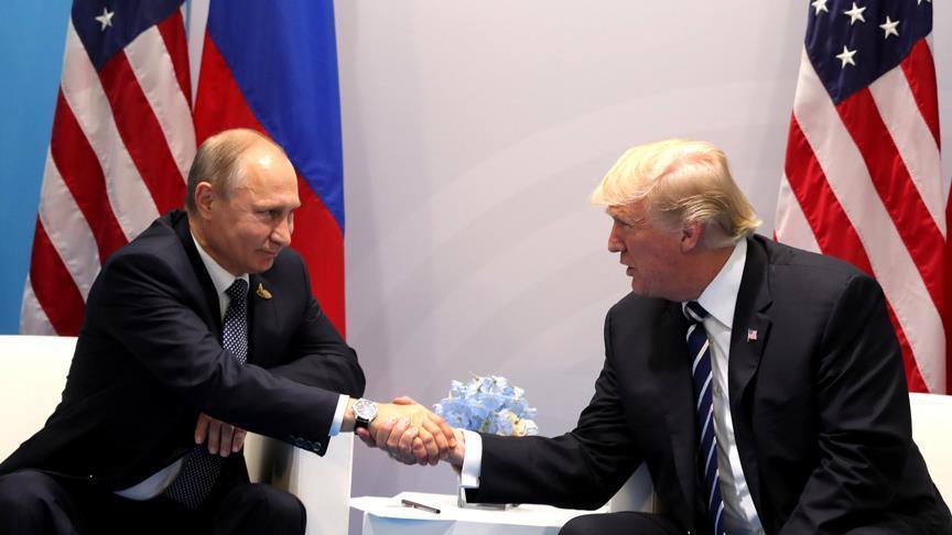 الرئاسة الروسية: اتصال ترامب ببوتين لم يكن