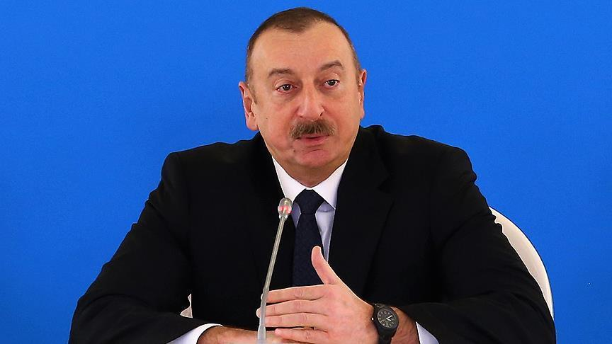 الرئيس الأذري: نعمل مع تركيا وجورجيا على تفعيل مشاريع ضخمة جديدة