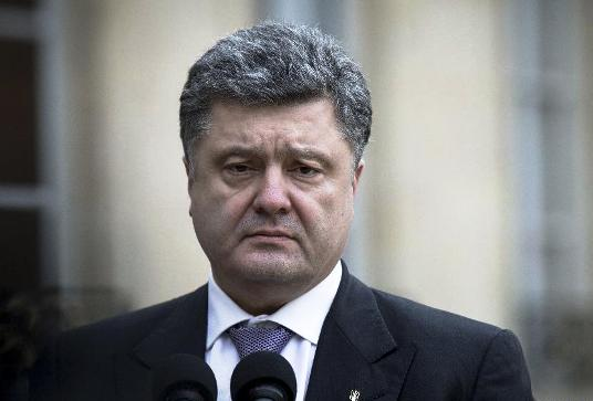 الرئيس الأوكراني: عازمون على استعادة القرم المحتلة