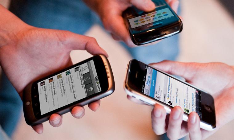 السعودية الثالثة عالمياً في نسبة انتشار الهاتف المتنقل