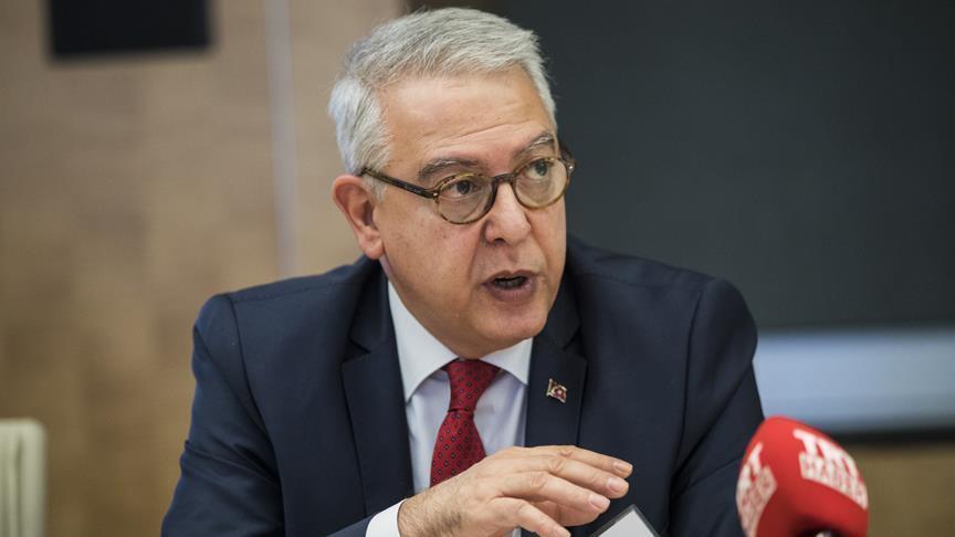 السفير التركي في واشنطن: على الولايات المتحدة قطع الدعم عن