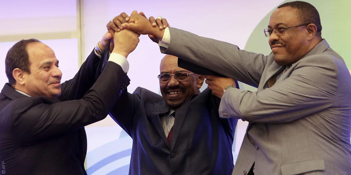 السيسي بعد اختتام القمة الثلاثية: لا توجد أزمة بين مصر والسودان وإثيوبيا