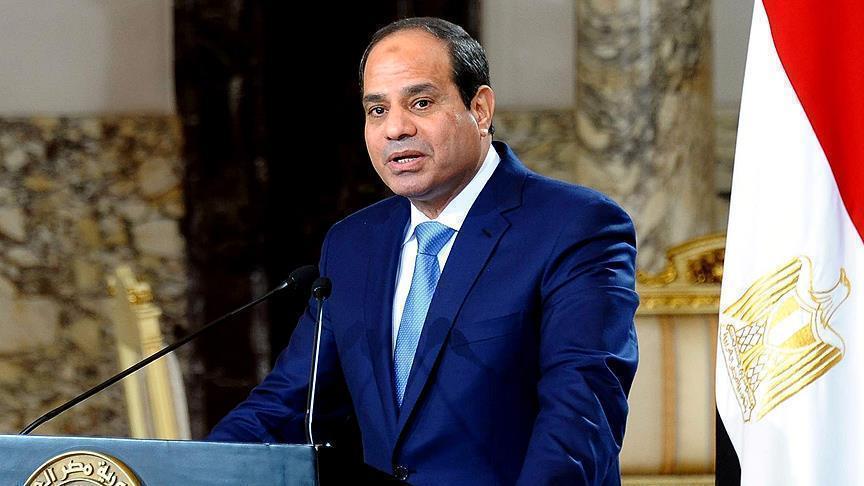 السيسي: سنواجه الإرهاب ونؤمن الحدود من محاولات الاختراق