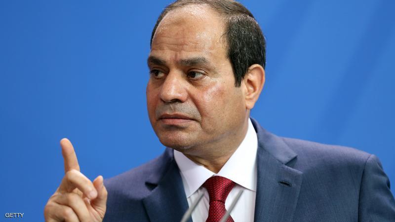السيسي يدعو لاجتماع أمني مصغر عقب استهداف الأقباط بالمنيا