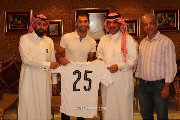 الشباب السعودي يضم ناصر الشمراني