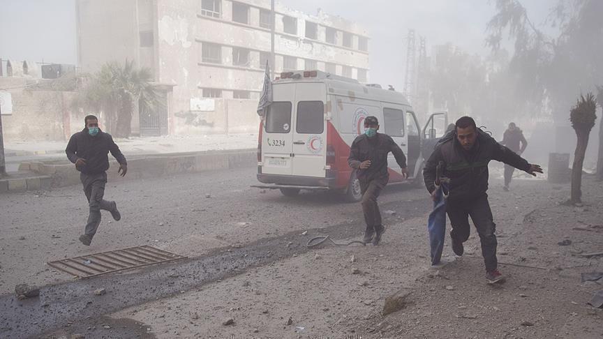 الشبكة السورية: مقتل 197 مدنيا في سوريا خلال يناير 2019
