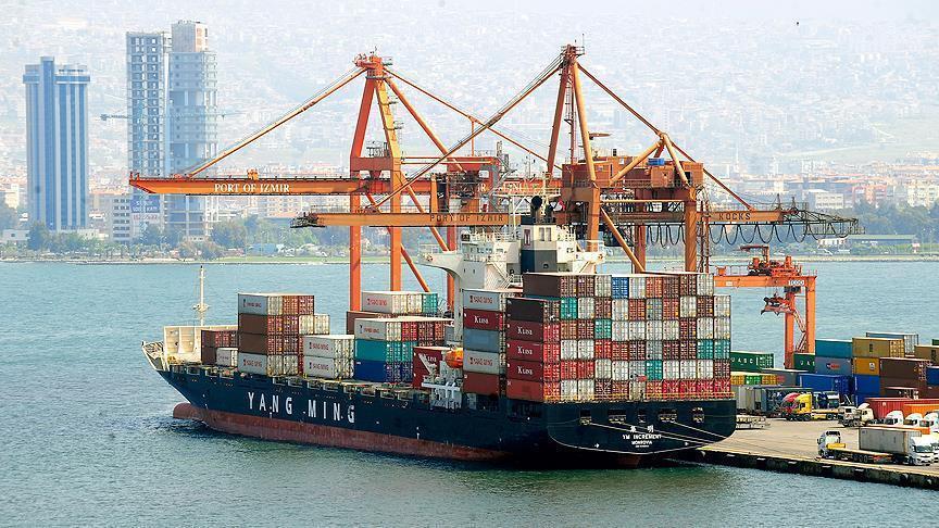 الصادرات التركية تحقق ارتفاعا بنسبة 14.8 بالمئة خلال فبراير