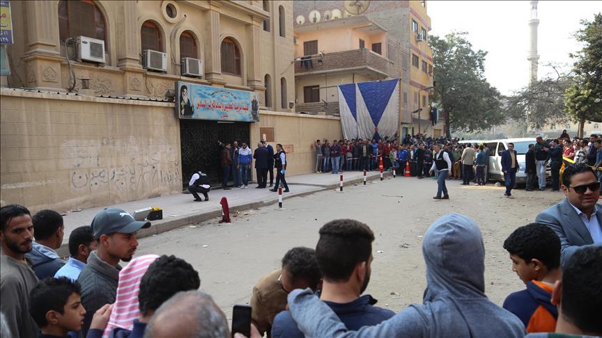 الصحة المصرية: مقتل 10 أشخاص في الهجوم على كنيسة جنوبي القاهرة
