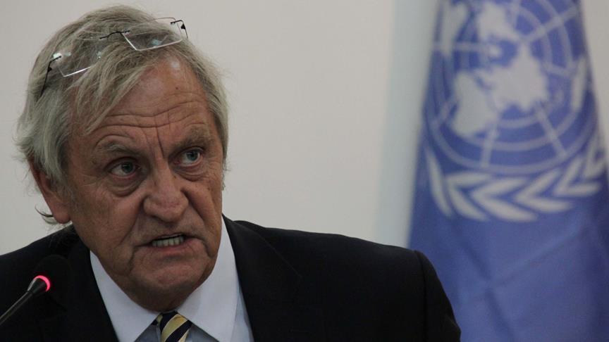 الصومال يعلن المبعوث الأممي