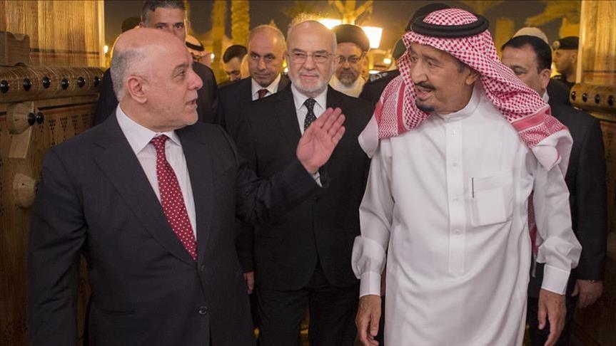 العاهل السعودي يدعو إلى معالجة الخلافات العراقية من خلال الحوار والدستور