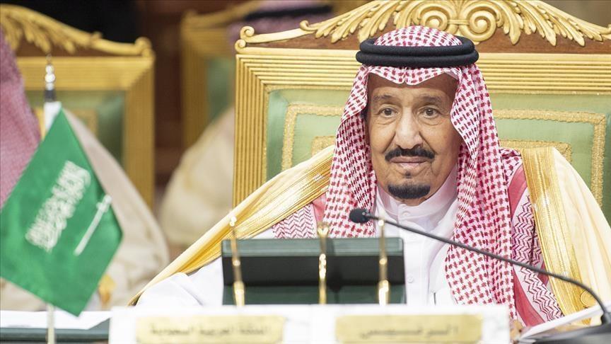 العاهل السعودي يهاجم إيران بالقمة العربية الأوربية