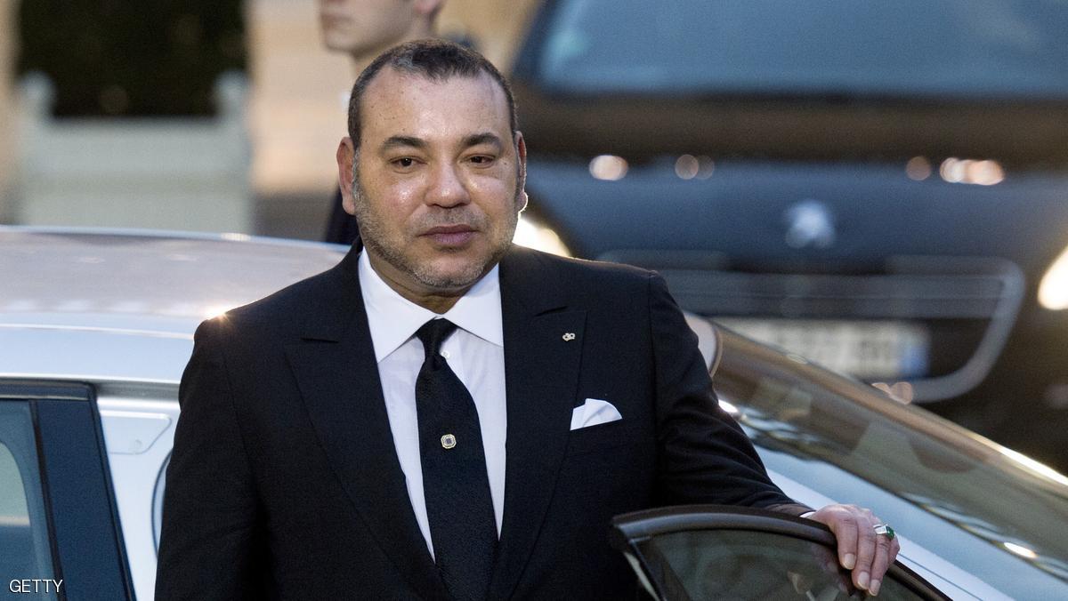 العاهل المغربي يتصل بالرئيس الموريتاني بعد