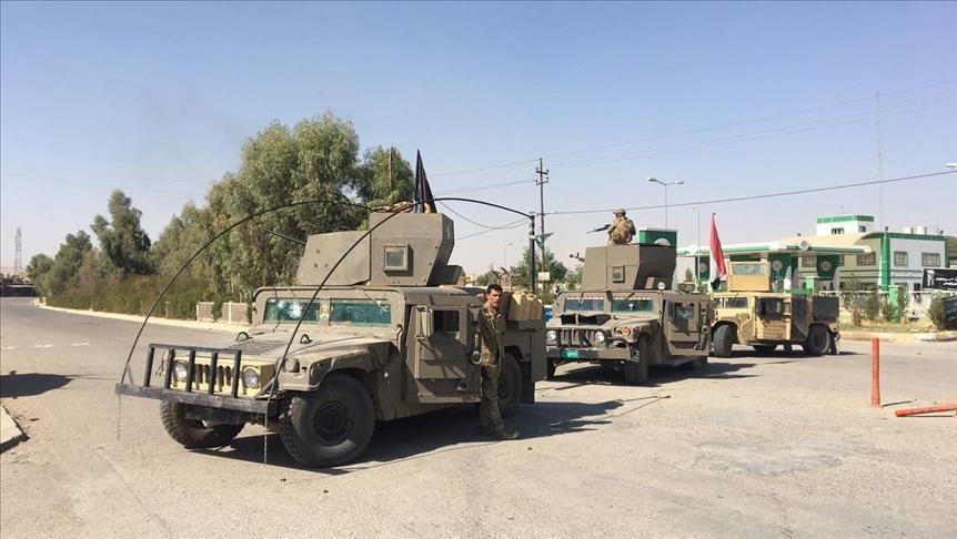 العراق.. تعزيزات اتحادية تصل إلى حقول نفط كركوك