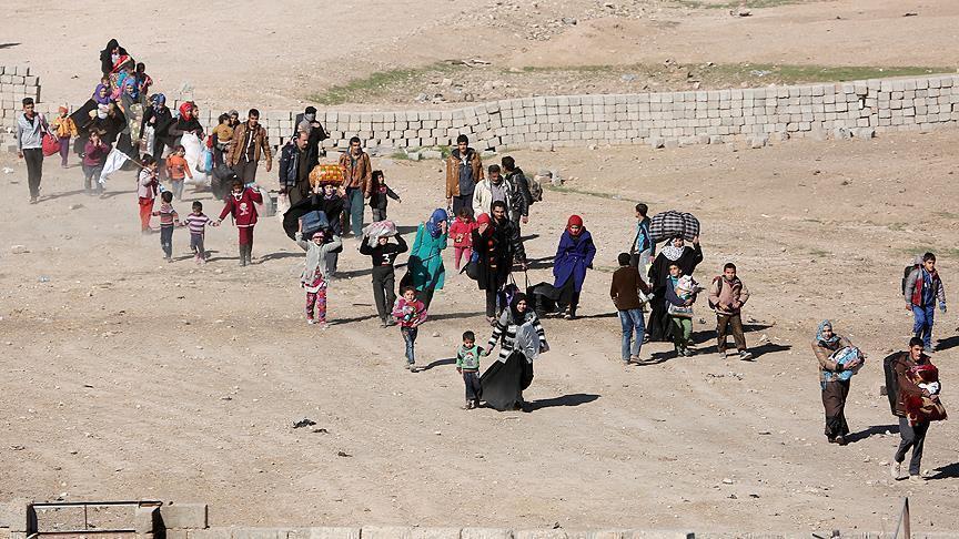 العراق.. عودة أكثر من ألف عائلة نازحة إلى ديالى