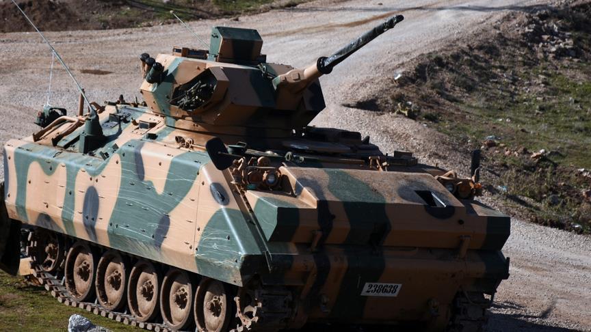 القوات التركية و