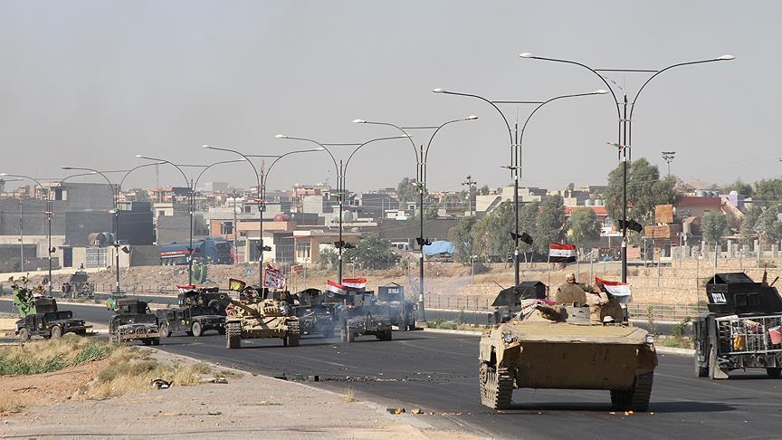 القوات العراقية تستعيد 40 بئرا نفطية غرب الموصل