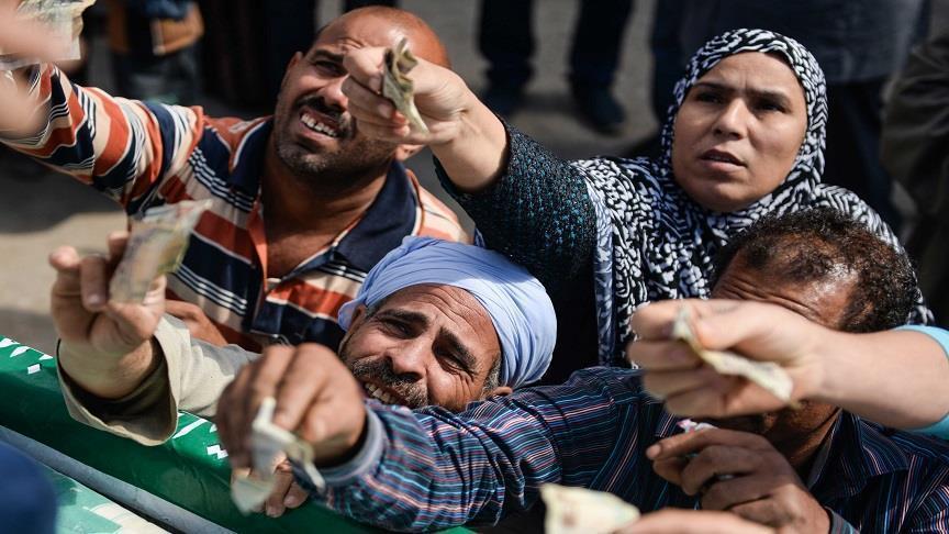 المصريون يخشون عاماً آخر صعب على أوضاعهم الاقتصادية