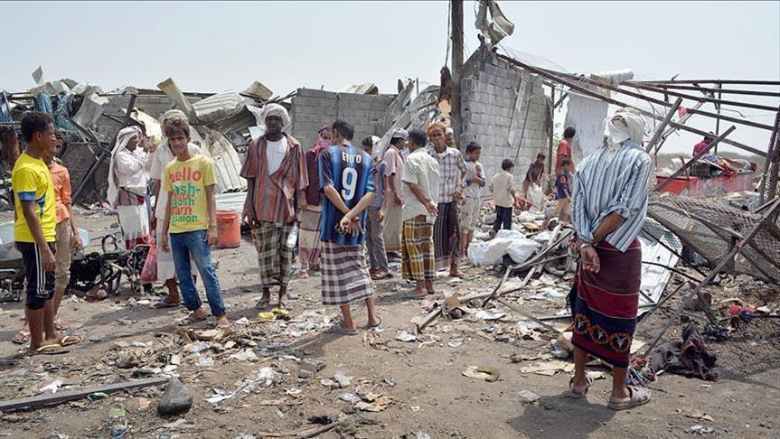 اليابان تبدي قلقها من استمرار تدهور الوضع الإنساني في اليمن