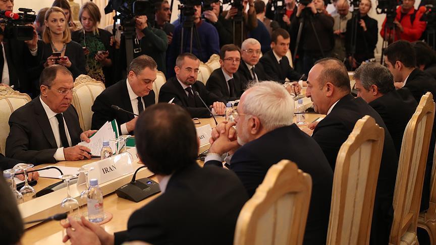 انطلاق الاجتماعات التقنية حول سوريا للدول الضامنة في أستانة