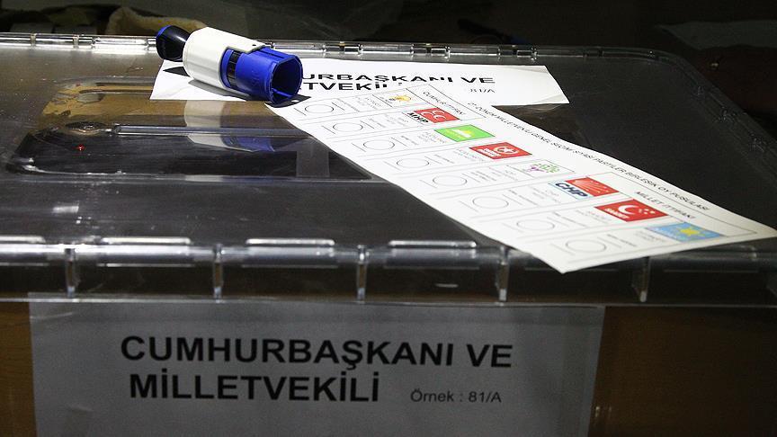 بدء التصويت في الانتخابات التركية على المعابر الحدودية