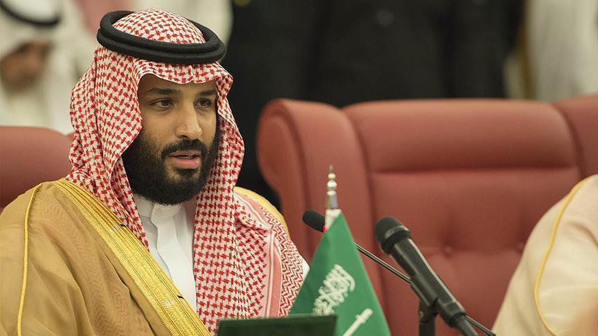 بن سلمان يبحث مع رئيس فرنسا سبل مكافحة الإرهاب