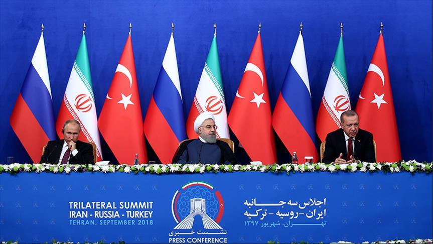 بوتين: التنفيذ الناجح لاتفاقياتنا المشتركة دفع بالحل السياسي في سوريا للأمام