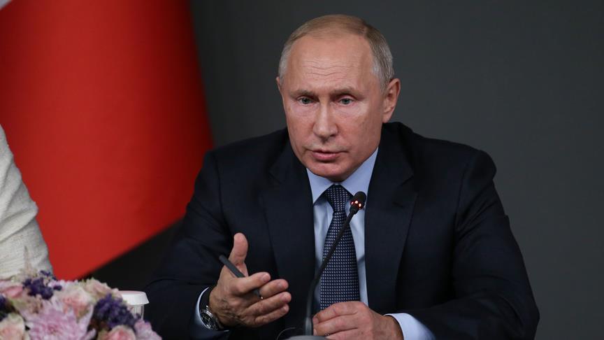 بوتين: لا يوجد دليل على إنتهاكنا معاهدة القوى النووية متوسطة المدى