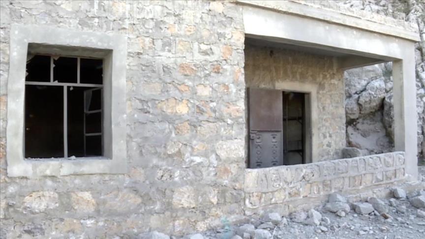 """""""بي كا كا"""" تحول """"عفرين"""" إلى معقل لها في شمال غربي سوريا"""