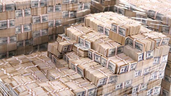 تراجع الاحتياطي الأجنبي الأردني 6.7 بالمائة الشهر الماضي
