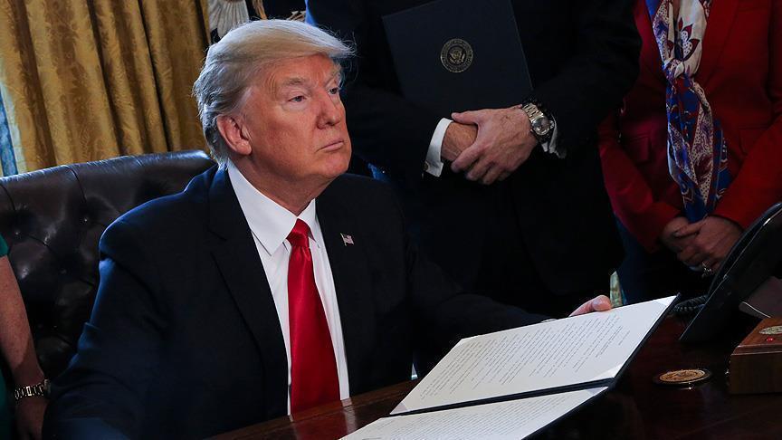 ترامب: حان وقت انسحابنا من سوريا