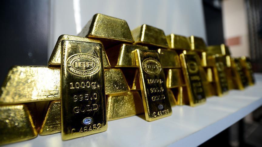 تركيا العاشرة عالميا في احتياطي الذهب