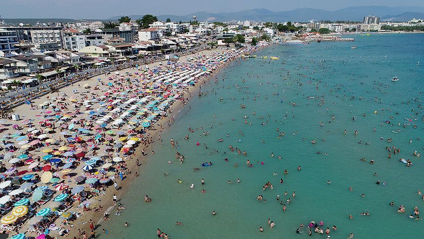 تركيا تجني نحو 30 مليار دولار من السياحة خلال 2018