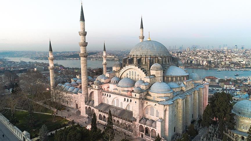 تركيا تحتفل بأسبوع المساجد والأئمة