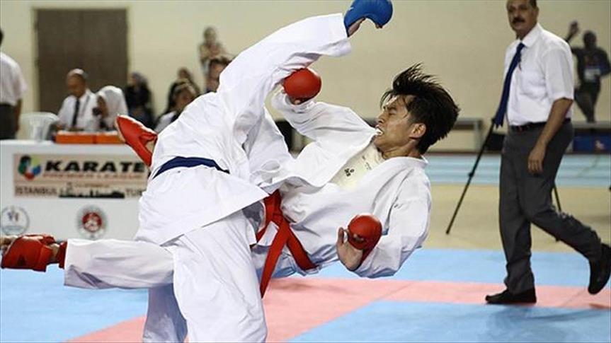 تركيا تحصد 7 ميداليات في بطولة الكاراتيه الدولية بإسطنبول