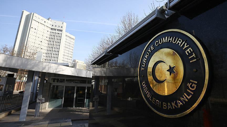 تركيا ترحب بقرار مجلس الأمن الدولي بشأن سوريا