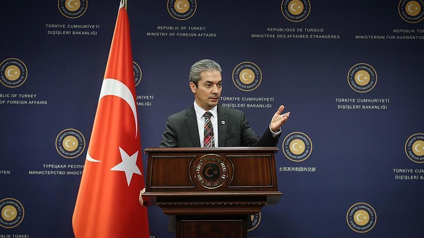 تركيا: مستعدون للنظر بعلاقاتنا مع هولندا حال اتخاذها خطوات للتطبيع