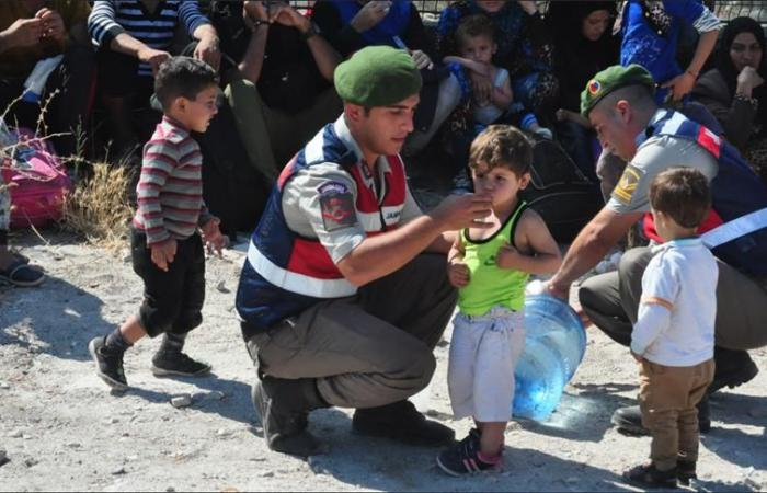 تركيا.. ضبط 42 أجنبيا حاولوا التسلل إلى أوروبا