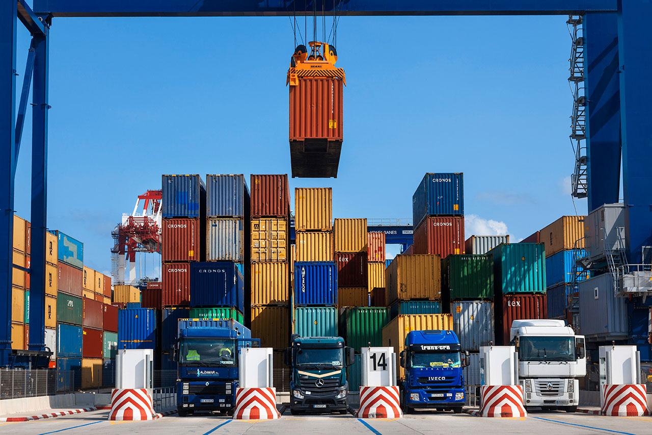 تضاعف الصادرات التركية بالعملة المحلية