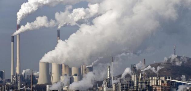 تلوث الهواء يصيب الإنسان بأمراض خطيرة