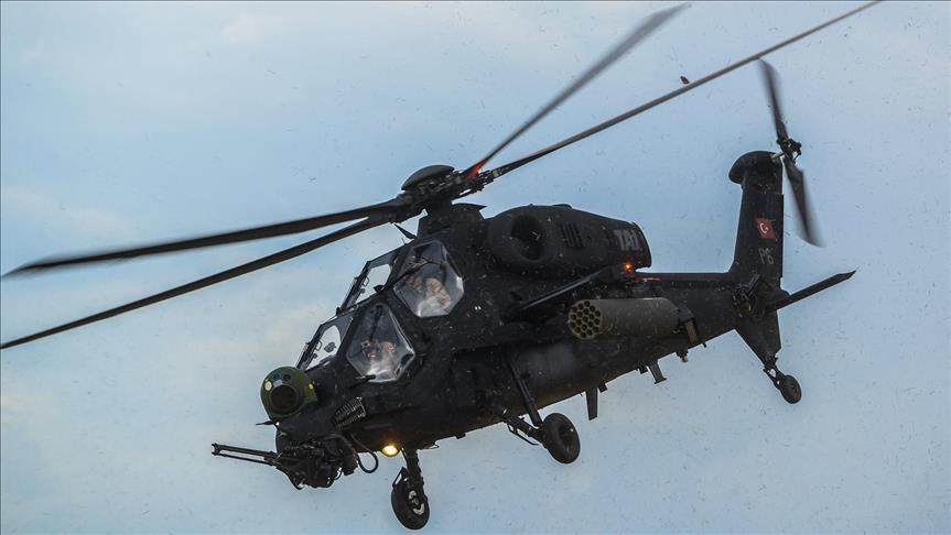 """""""توساش"""" التركية تشارك بمعرضين للصناعات الدفاعية في الإمارات وتايلاند"""
