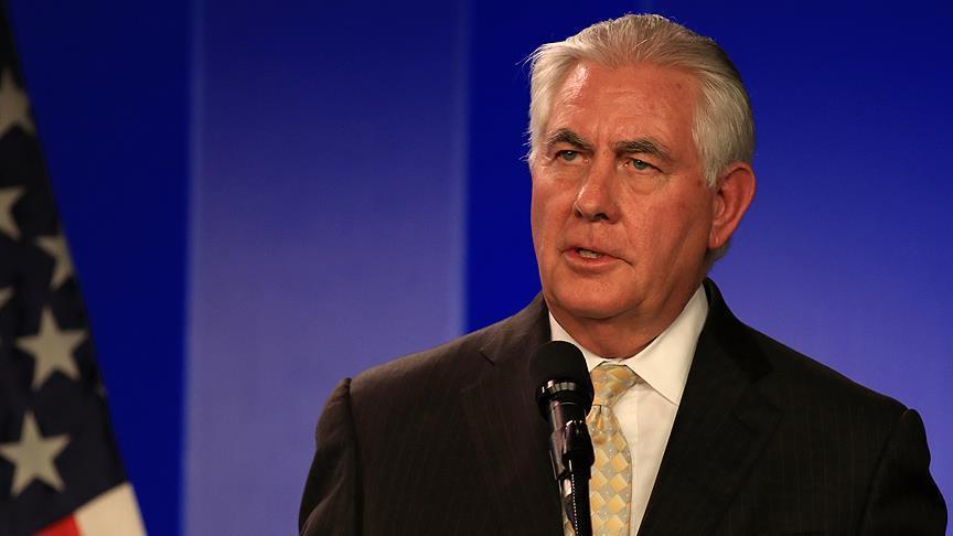 تيلرسون: لم نتلق ردا مباشر من كوريا الشمالية بشأن اللقاء المرتقب