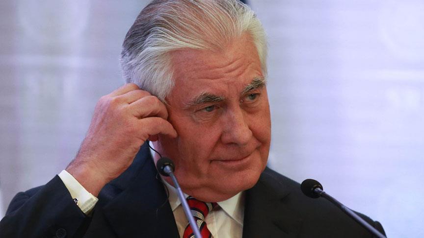 تيلرسون يتعهد بانتقال سلس لأعمال وزارة الخارجية عقب إقالته
