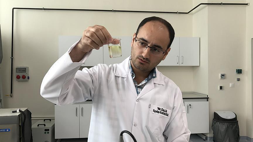 جامعة تركية تصنع أدوية من قشرة الفستق