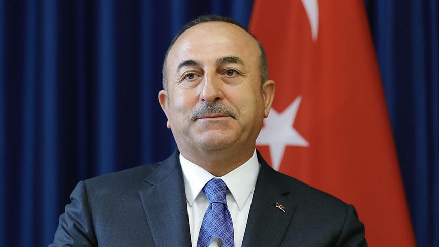 جاويش أوغلو: تركيا تسعى لمنع الهجوم على
