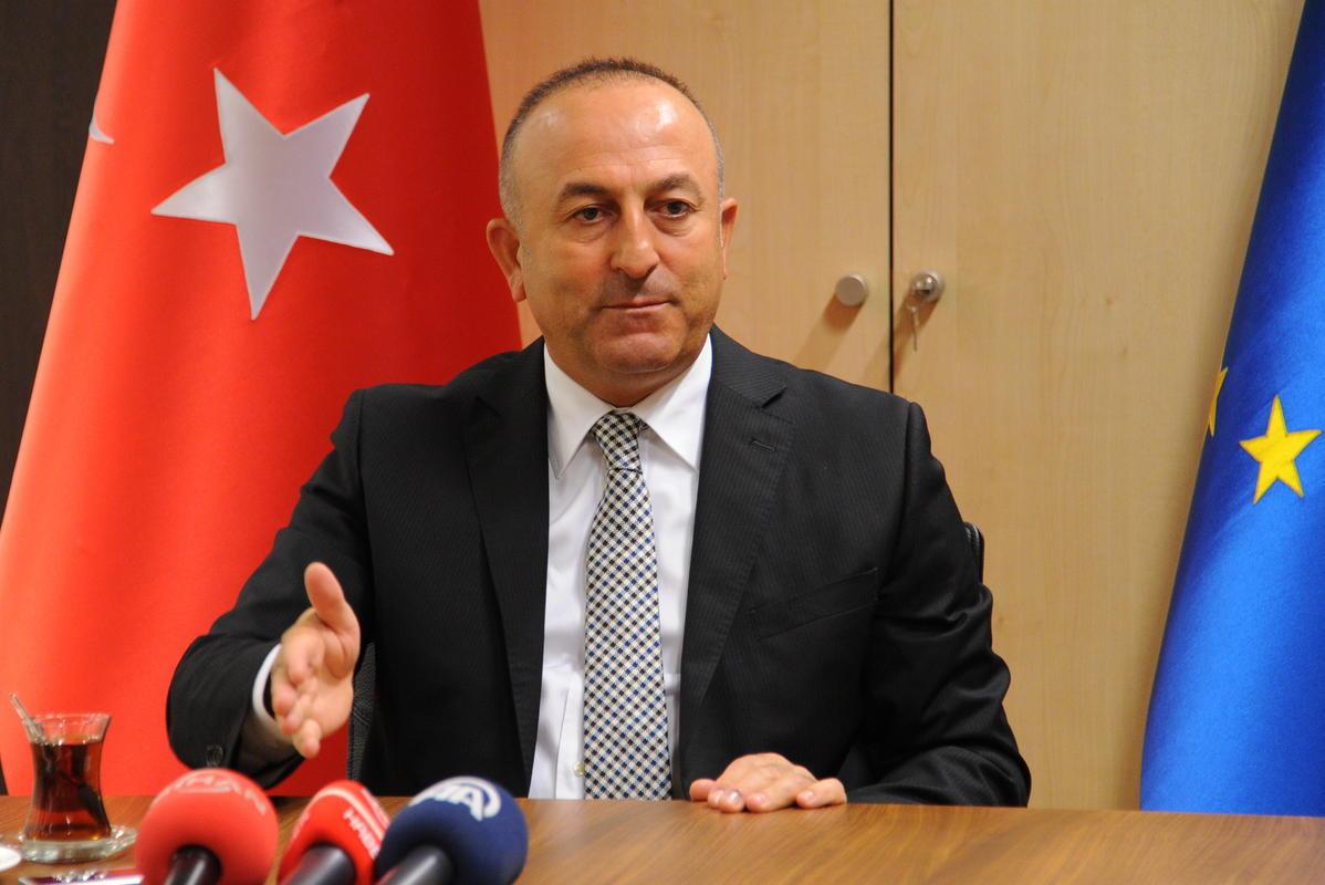 جاويش أوغلو: محادثات قبرص ستتواصل على مستوى الخبراء