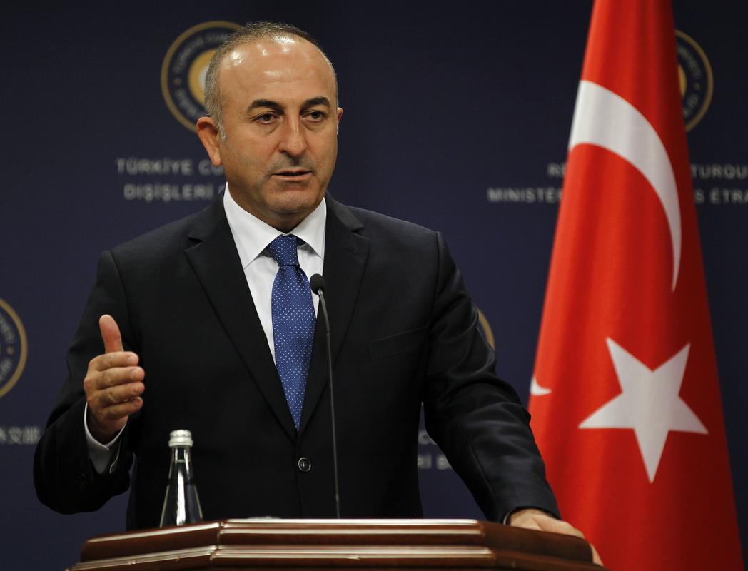 جاويش أوغلو: وزراء ترامب أعربوا عن رغبتهم في تعزيز العلاقات مع تركيا